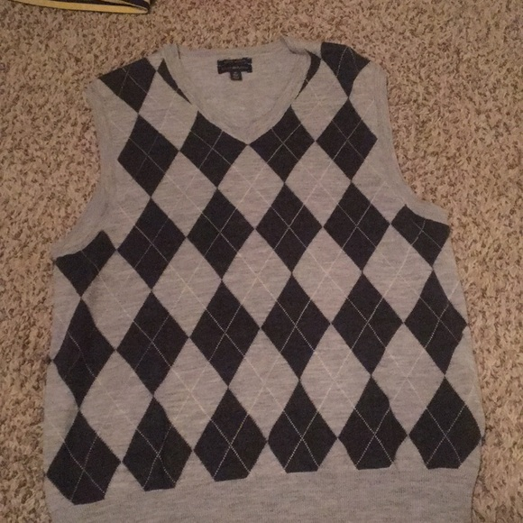 Club Room Other - Club Room Sweater Vest. Worn once. Size Medium